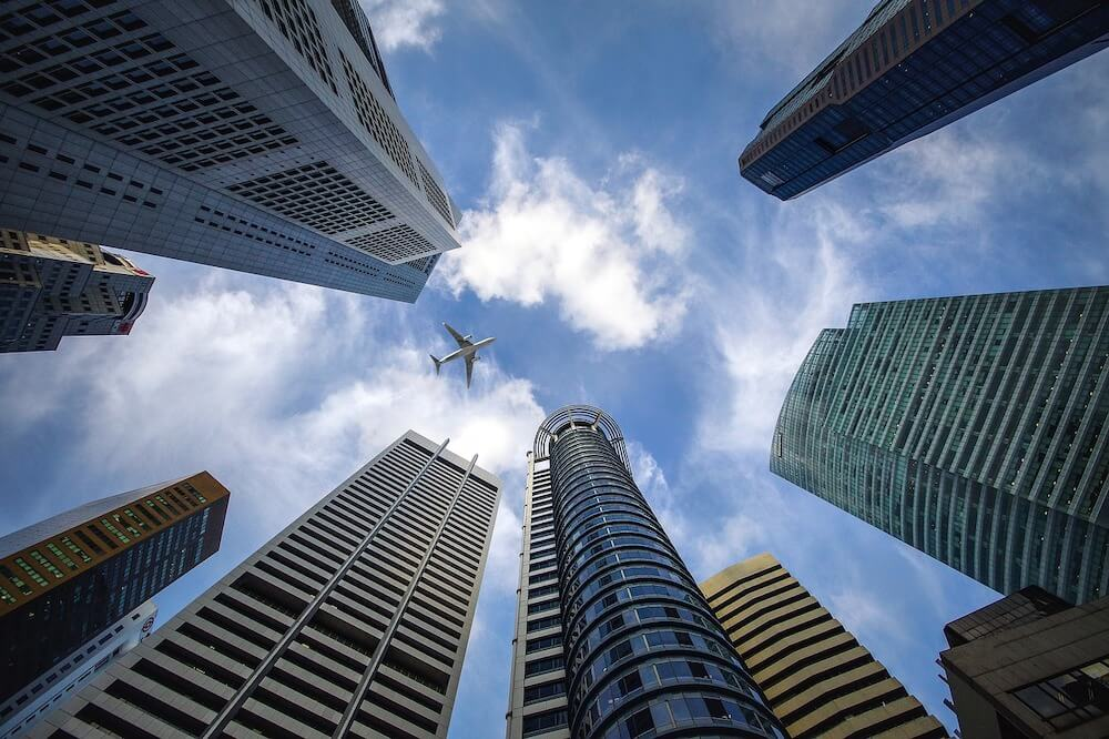 Banken Skyscraper